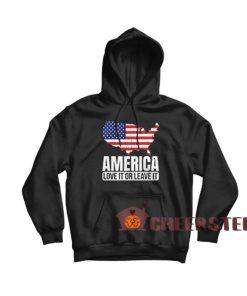 All American Dad Patriotic Hoodie