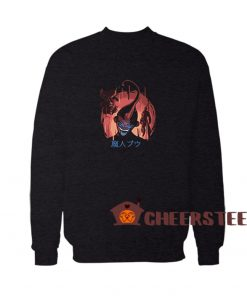 Evolution-Dragon-Ball-Sweatshirt