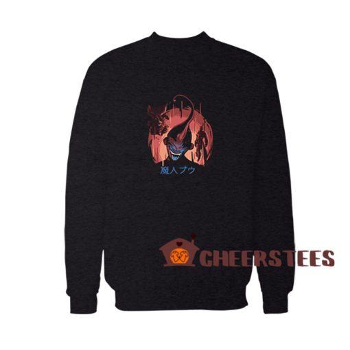 Evolution Dragon Ball Sweatshirt
