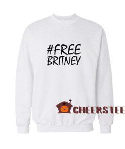 Free-Britney-Spears-Sweatshirt