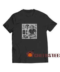 Vintage Anthony Bourdain T Shirt